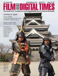 Film and Digital Times NAB Special